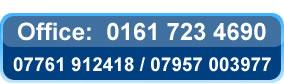 Call Polar Heating & Hot Water Bury on 0161 723 4690 or 07761 912418